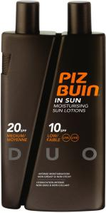 Piz Buin In Sun Lotions SPF10/20
