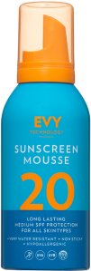 Evy Technology Sunscreen Mousse SPF20
