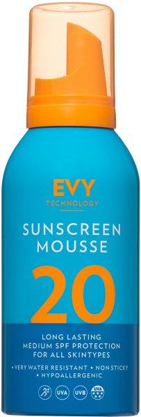 Evy Technology Sunscreen Mousse SPF20