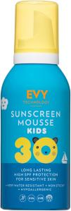 Evy Technology Sunscreen Mousse Kids SPF30