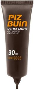 Piz Buin Ultra Light Dry Touch Face SPF30
