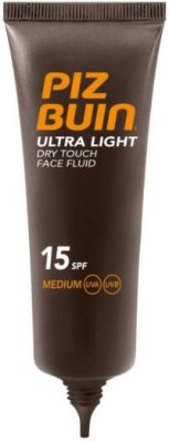 Piz Buin Ultra Light Dry Touch Face SPF15