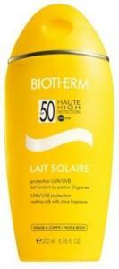 Biotherm Lait Solaire SPF50