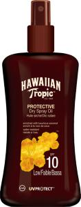 Hawaiian Tropic Protective Dry Spray Oil SPF10