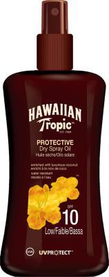 Hawaiian Tropic Protective Dry Spray Oil SPF10