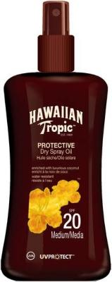 Hawaiian Tropic Protective Dry Spray Oil SPF20