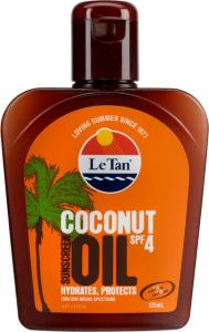 Le Tan Coconut Sunscreen Oil SPF4