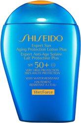 Shiseido Expert Sun Aging Protection WetForce Lotion SPF50+ 100ml