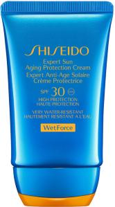 Shiseido Expert Sun Aging Protection WetForce Cream SPF30 50ml
