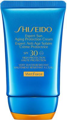 Shiseido Expert Sun Aging Protection WetForce Cream SPF30 50ml