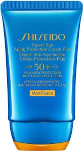 Shiseido Expert Sun Aging Protection Wetforce Cream SPF50+ 50ml