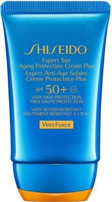 Shiseido Expert Sun Aging Protection Wetforce Cream SPF50+ 50ml