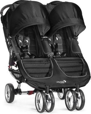 Baby Jogger City Mini Dobbel Trille