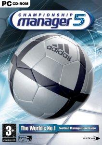 Championship Manager 5 til PC - Nedlastbart