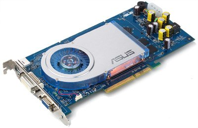 Asus V9999 Geforce 6800 128 MB