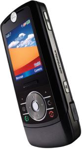 Motorola Rizr Z3 med abonnement