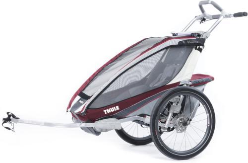 Thule Chariot CX1 (inkl. Sykkelkit)