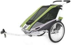 Thule Chariot Cougar 2 (inkl. Sykkelkit)