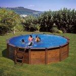 GRE Svømmebasseng 4.6m