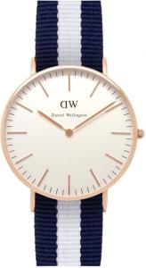Daniel Wellington Classic Glasgow Rose 0503DW