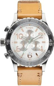 Nixon The 42-20 Chrono Leather