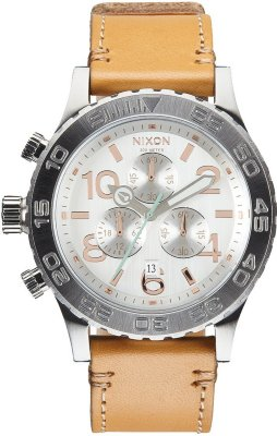 Nixon The 42-20 Chrono Leather