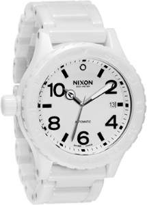 Nixon The 42-20 Ceramic All White
