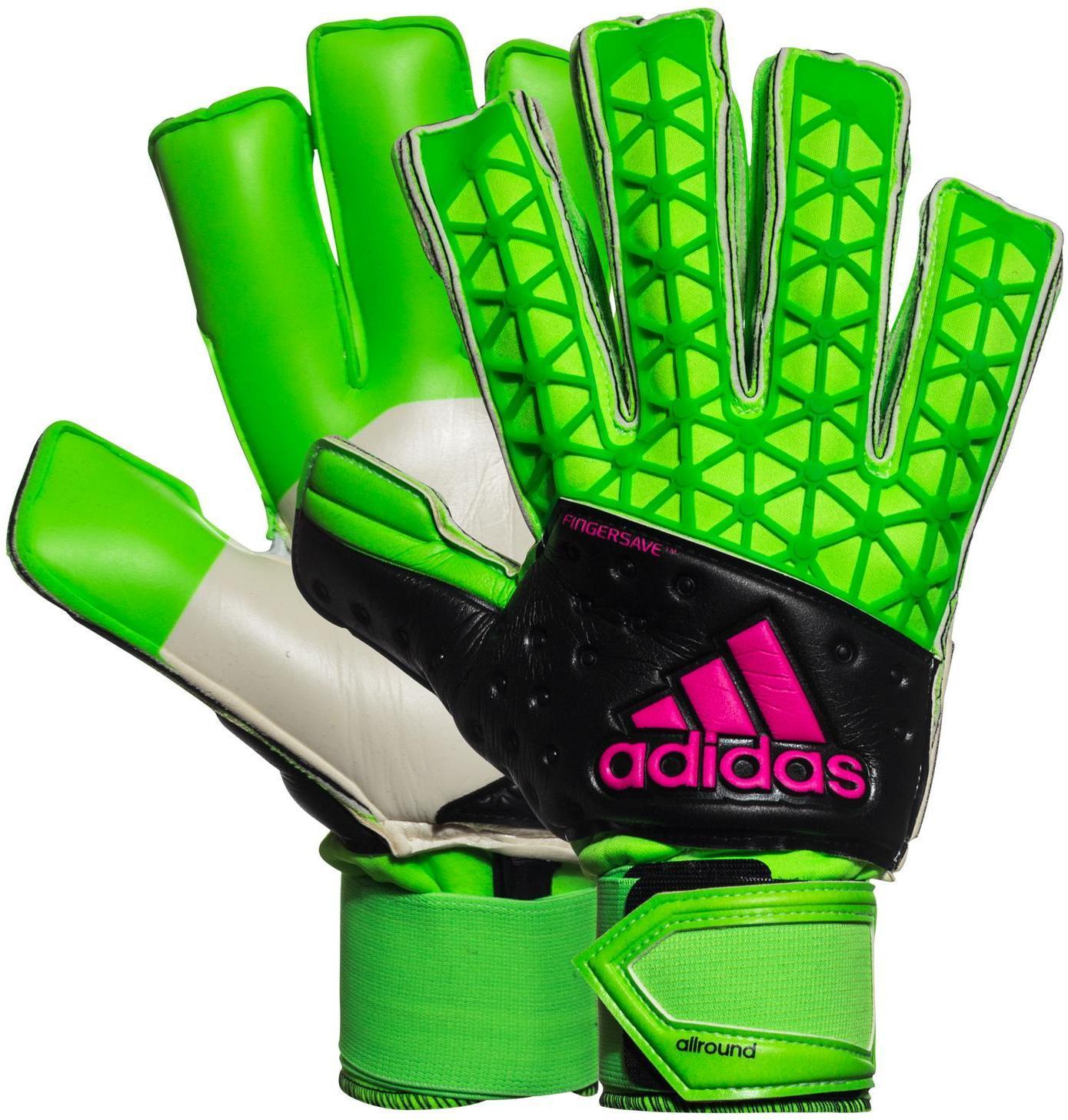 f754ab24 Best pris på Adidas Ace Zones Allround Fingersave - Se priser før kjøp i  Prisguiden