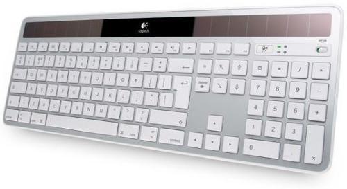 Logitech Wireless Keyboard K750 for Mac (Norsk)