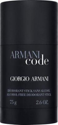 Giorgio Armani Code Deodorant Stick 75ml