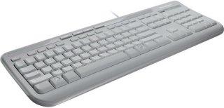 Microsoft Wired Keyboard 600 Tastatur Nordisk Svart