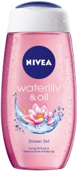 Nivea Shower Waterlily & Oil