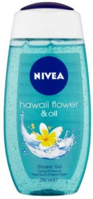 Nivea Shower Hawaiian Oil