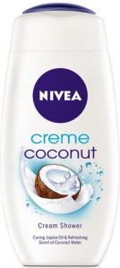 Nivea Shower Creme Coconut