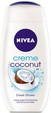 Nivea Shower Creme Coconut