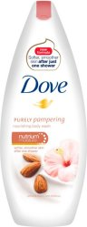 Dove Almond Cream Shower