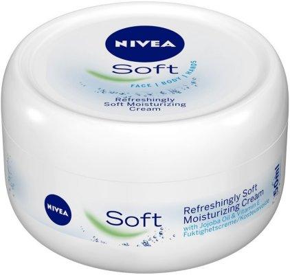 Nivea Soft Body & Face Creme 200ml