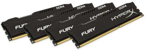 HyperX Fury DDR4 2400MHz 32GB