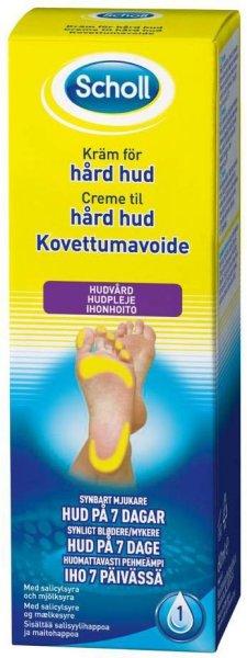 Scholl Krem for Hard Hud