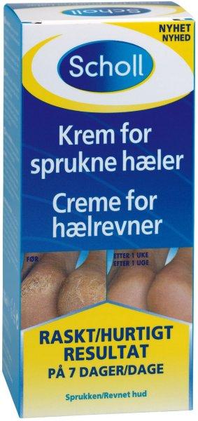 Scholl Krem for sprukne hæler