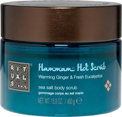 Rituals Sea Salt Body Scrub Hammam