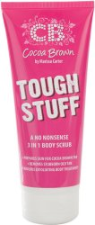 Coca Brown Tough Stuff Body Scrub