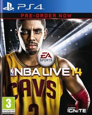 NBA Live 14 til Playstation 4