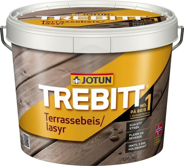 Jotun Trebitt Terrassebeis (2,7 liter)