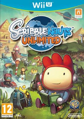 Scribblenauts Unlimited til Wii U