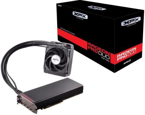 XFX Radeon Pro Duo 8GB HBM