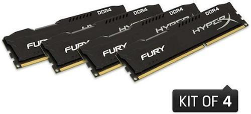 HyperX Fury DDR4 2400MHz 32GB CL14
