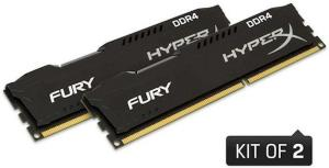 HyperX Fury DDR4 2400MHz 16GB CL14