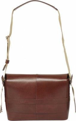 Brooks Barbican Leather XL Skulderveske