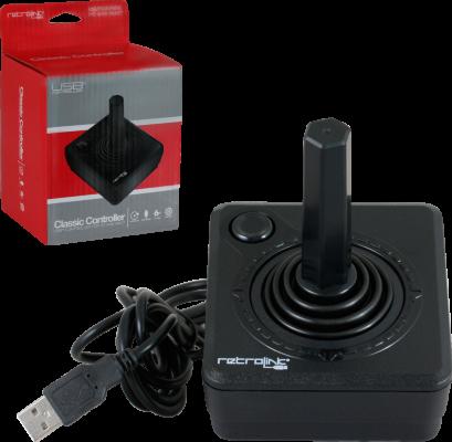 Atari Classic Controller